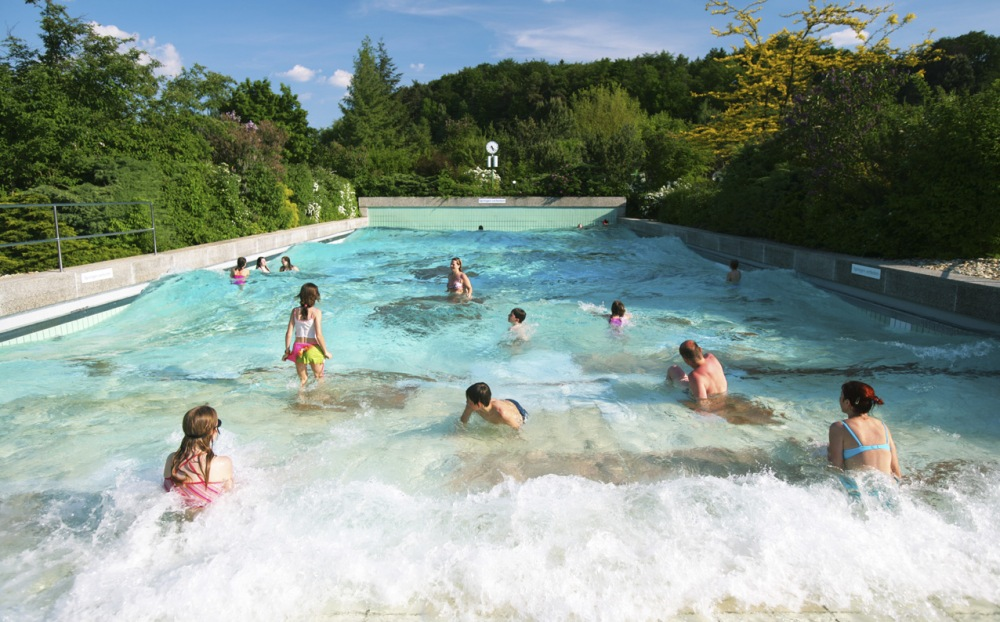 Wellenbad Therme Loipersdorf